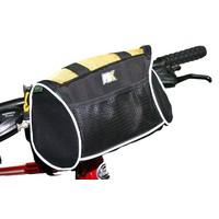 Bolsa de Guidão Aero Pró Bike 0106D-PT Preta