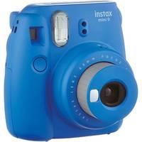 Câmera Instantânea Fujifilm Mini 9 Azul Cobalto