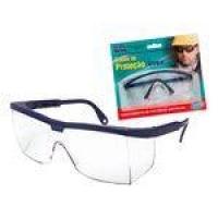 Óculos Proteção Spartan A210azul Incolor Ud 902704 Balaska