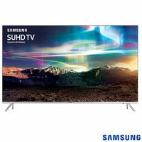 "Smart TV 4K Samsung LED 55"" 55KS7000 Prata"