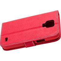 Capa para Celular e Cartão Galaxy S4 Mini Case Mix 520274V Vermelho