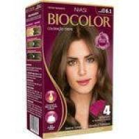 Tintura Biocolor Creme - Louro Escuro Acinzentado 6.1
