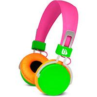 Headphone Urban Beatz M-HL720 Hi-Light Rosa