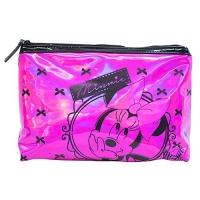 Necessaire Minnie Mouse Dupla Cor 25X16cm - Disney