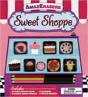 Sweet Shoppe - Activity Book Games, Puzzles, Doodling, And More!