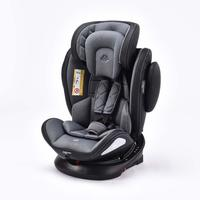 Cadeira para Auto Softfix Multikids Baby Cinza