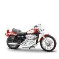 Miniatura Moto - Harley Davidson - 1/24 - 2002 Xl 1200c Sportster - Maisto