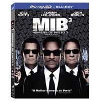 Homens de Preto 3 3D (Blu-ray) - Multi-Região / Reg. 4