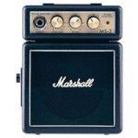 Mini Amplificador Guitarra Marshall Ms-2