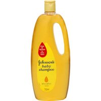 Shampoo Johnson's Baby Regular 750ml