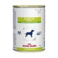 Ração Úmida Royal Canin Lata Veterinary Diabetic Special Low Carbohydrate - Cães Adultos - 400g