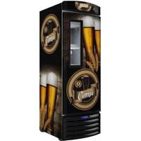 Cervejeira Metalfrio Vertical VN50F 572 Litros 1 Porta com Visor