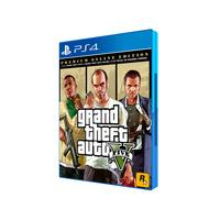 Grand Theft Auto V Premium Online Edition Para Ps4 Rockstar