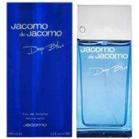 Jacomo Deep Blue de Jacomo Eau Toilette 100ml - Masc.