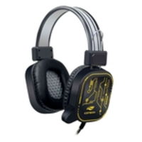 Fone+mic Gamer-headset-crane Ph-g320bk C3tech