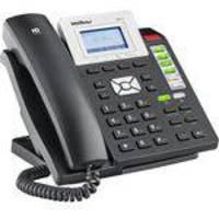 Telefone Intelbras Voip IP TIP 210