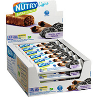 Barra de Fruta Nutry Ameixa com Banana Light 480g 24 Unidades