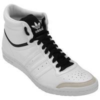 0856df95f9 Tênis Adidas Top Ten Hi Sleek Night W Feminino Branco e Preto