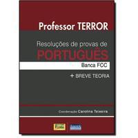 Resoluções de Provas de Português - Banca FCC