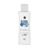 Álcool em Gel Light Hair Professional 60ml