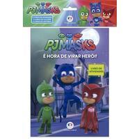 Livro - PJ Masks - Kit com 8 livros