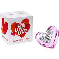 Perfume Agatha Ruiz de La Prada Love Love Love Eau de Toilette Feminino 30ml