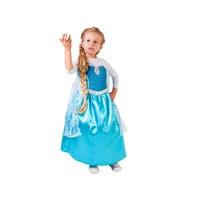 Fantasia Rubie´s Elsa Clássica Frozen Disney