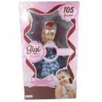 Boneca Gigi Doll 105 Frases - Miketa