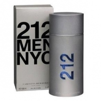 212 Men NYC Original de Carolina Herrera Eau de Toilette Masculino 100 ml