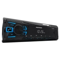 Som Automotivo Bluetooth Pósitron SP2230BT Preto