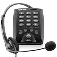 Headset Elgin HST-6000 + Base Discadora