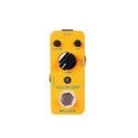 Pedal Mooer Guitarra Yellow Comp Mooer Compressor Mcs2