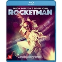Blu-Ray Rocketman A Historia Do Elton Jhon