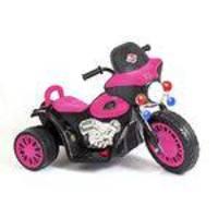 Mini Moto Elétrica Strada Rosa 1348 - Unitoys