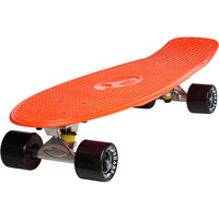 Skate Fish Skateboards Shark 27 Laranja e Preto