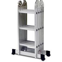Escada Mor Multifuncional 4x3 Plataforma