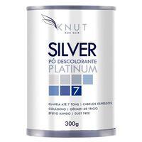 Pó Descolorante Colágeno Knut Silver Platinum 300g