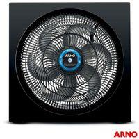 Circulador de Ar Arno Silence Force com Repelente 03 Velocidades Preto CC97