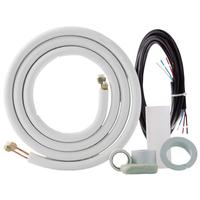 Kit De Instalação Para Ar-condicionado 6 Peças 24000 A 30000 Btus Masterlux