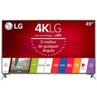 Smart TV LED 49 LG 49UJ6525 com Conversor Digital
