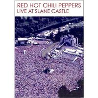Red Hot Chili Peppers Live At Slane Castle - DVD Rock