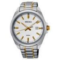 Relógio Seiko Masculino Prateado Analógico Sur279b1b1sk
