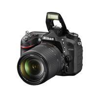 Câmera Nikon DSLR D7200 24.2MP Lente 18-140mm + Extreme de 32Gb
