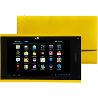 Tablet Mormaii Cyborg Android 4.0 Wi-Fi 8GB Amarelo