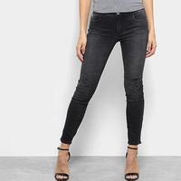 7ff012f40 Calça Jeans Skinny Colcci Fátima Destroyed Cintura Média Feminina - Feminino