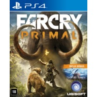 Far Cry Primal Limited Edition Playstation 4 Sony
