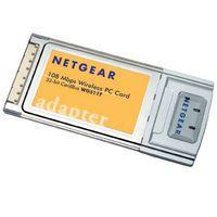 Placa de Rede PC Card Wireless Netgear WG511T