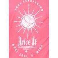 Camiseta Juice It Summer Expression Rosa