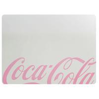 Jogo Americano e Porta-copos Coca-Cola Contemporary 4 Peças