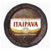 Barril De Parede Tam. Grande Em Fibra - Itaipava Cerveja